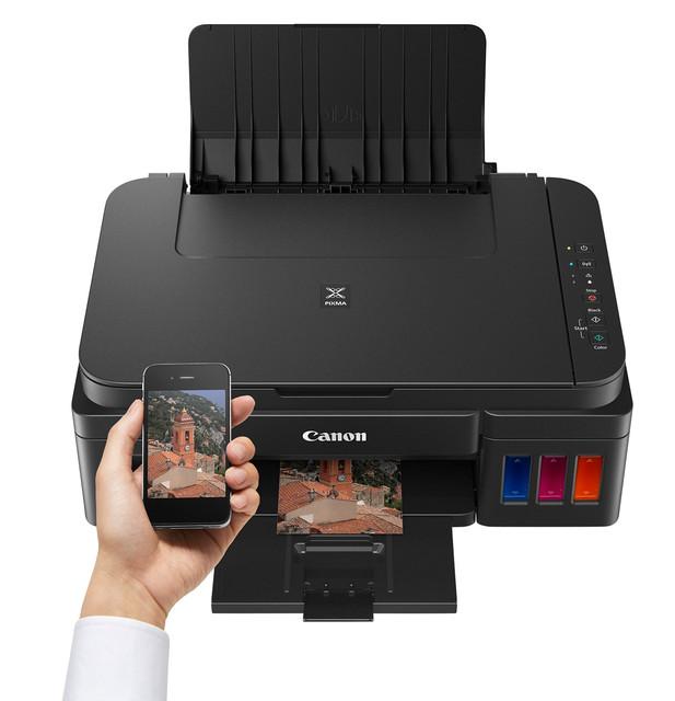 Фабрика печати от Canon - МФУ PIXMA G2400