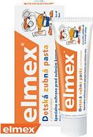 Детская зубная паста Elmex Kinder от 0 до 6 лет