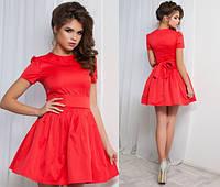 Женское платье коттон в 5 расцветках , фото 1
