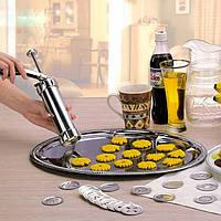 Пресс для выпечки Cookie Set and Icing Set порадуйте  своих родных и  близких
