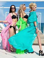 Модная женская пляжная туника