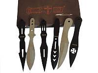 Набор метательных ножей Grand Way F006 (6 в 1)