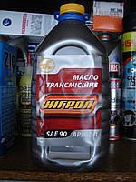 Трансмиссионное масло Нигрол Avis (3,8 литра)