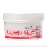 Nouvelle Protein Mask Маска протеиновая питающая для поврежденных волос 500 мл