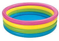 Детский надувной бассейн Intex 56441, 4 кольца, 717 л