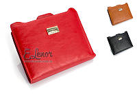 Женский кошелек BOGESI 0235 на кнопке клатч портмоне