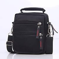 Удобная мужская сумка на каждый день. Не рвущаяся сумка. Недорогая сумка. Хороший подарок мужчине. Код: КН29