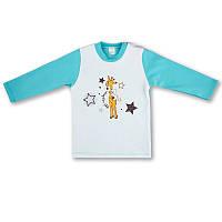 """Детский джемпер """"Жирафчик"""" для малышей"""