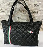Добротная женская сумка в спортивном стиле. Вместительная сумка. Доступная цена. Интернет магазин. Код: КДН113