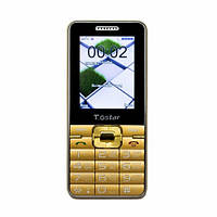 Мобильный телефон T.gstar 211 сенсорный экран 2 сим-карты Бабушкофон