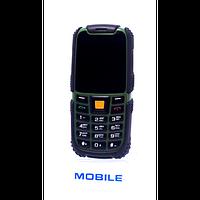 Мобильный телефон Land Rover ip-68 кнопочный телефон, защищённый прорезиненный водонепроницаемый 2 SIM карты