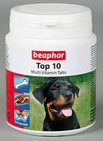 Beaphar Top 10 - витамины для взрослых собак 750шт