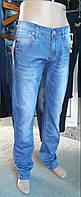 Джинсы мужские Levrictor голубые 7176