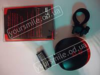 Стоп сигнал для велосипеда с лазерными указателями