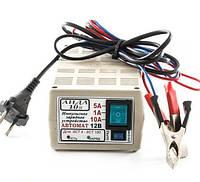 Зарядное устройство «АИДА-10s» (12В АКБ 4-180А*час). Под заказ с перекл. гелевый/кислотный