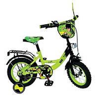 Велосипед детский на 12д  BEN10
