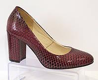 Туфли женские модельные Nivelle 1527