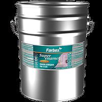 Эмаль алкидная ПФ-115П Farbex светло-серая 25 кг