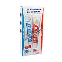 Комплект зубных паст Elmex+Aronal
