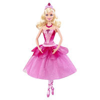 Кукла Барби Прима-балерина. Из м/ф Барби: Розовые туфельки