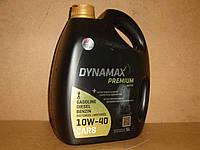 Масло моторное DYNAMAX Premium UNI PLUS 10w40 5л