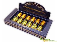 Ароматическое масло - Духи Муск 2,5 мл, Песня Индии. Парфюмерные масла высокого качества