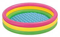 Детский надувной бассейн Intex 57422 (надувное дно)