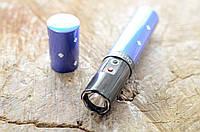 Фонарь ручной аккумуляторный Police BL-1102 с шокером