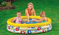 Детский надувной бассейн Intex 58439