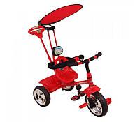 Велосипед Alexis-Babymix ET-B33 красный