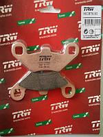 Мото колодки тормозные TRW LUCAS MCB761SI передние/задние для мотоцикла,квадроцикла Polaris