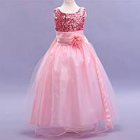 Платье праздничное ,бальное детское.