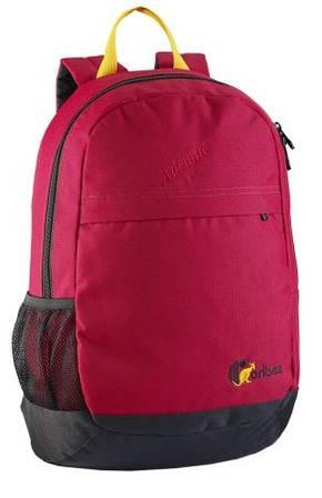 Яркий городской рюкзак 27 л. Caribee Adriatic 920659 Red