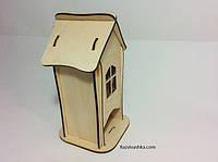 Чайный домик ( для пакетиков чая, под декор, декупаж, роспись)