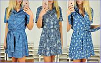 Платье Джинс 2 lch