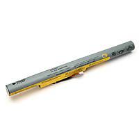 Аккумулятор PowerPlant для ноутбуков LENOVO IdeaPad Z500 (L12L4K01, LOZ500L7) 14.4V 2600mAh