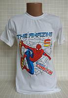 Детская футболка для мальчика, 4-8 лет