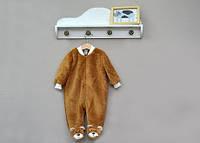 Теплый комбинезон детский Медвежонок
