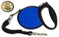 SmartLeash -поводок-рулетка  с автоматической блокировкой для собак до 10кг