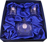 Набор из штофа и 2 стаканов для виски, в подарочной коробке.. РВ2267066