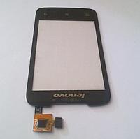 Оригинальный тачскрин / сенсор (сенсорное стекло) для Lenovo A269 | A269i (черный цвет)