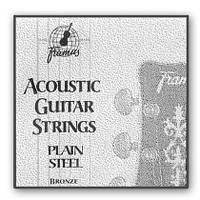Струна для акустической гитары FRAMUS 48010 BRONZE 010