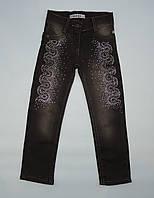 Джинсовые штаны для девочки 1-4 года