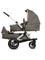 JOOLZ GEO TWIN коляска для двойни 2в1 EARTH Elephant Grey