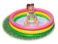 Детский надувной бассейн Intex 58924 (надувное дно)