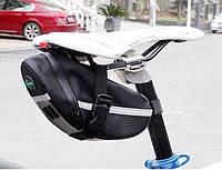 Велосумка подседельная (B-SOUL) бардачок под седло