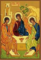 """Ковер - икона """"Святая Троица"""" 1 х 1,37 м"""
