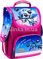 Ранец школьный каркасный KITE 2016 Owls K16-500S-1