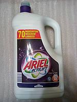 Гель для стирки автомат Ariel Actilift для цветного, 4.9 л, 70 стирок