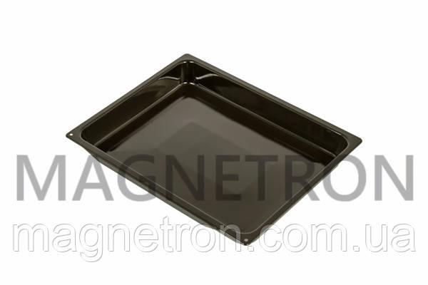 Противень эмалированный (глубокий) для духовок Gorenje 456x360x54mm 242135, фото 2